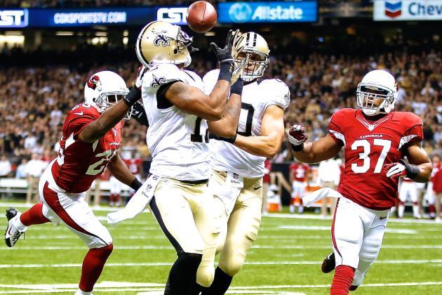 Arizona Cardinals vs. New Orleans Saints: Live Score, Highlights and Analysis