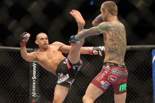 UFC 165: Who Should Renan Barao Fight If Dominick Cruz Isn't Ready?