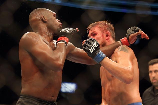 Jon Jones vs. Alexander Gustafsson: Rematch Is Necessary After Bones' Close Win