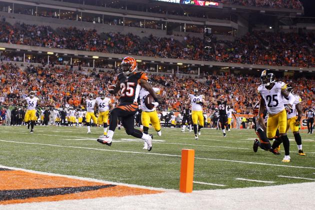 Giovani Bernard Will Overtake Benjarvus Green-Ellis as Top Back in Cincinnati