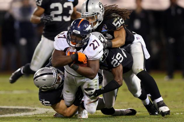 Raiders vs. Broncos: Players Under Most Pressure During Week 3 Meeting