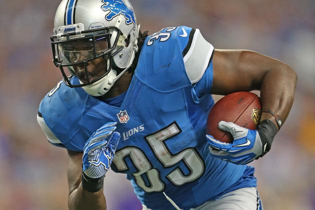 TWENTYMAN at the HALF: Joique Bell Filling in Nicely for Reggie Bush