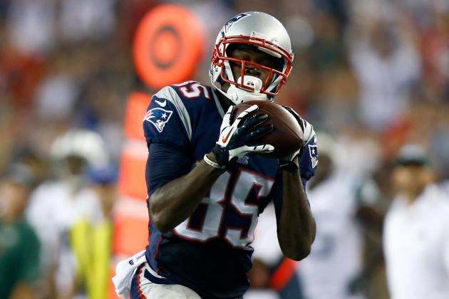 No Gronk? No Amendola? No Problem with Kenbrell Thompkins