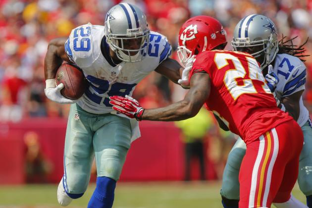 DeMarco Murray's Fantasy Trade Value, Updated Outlook After Week 3
