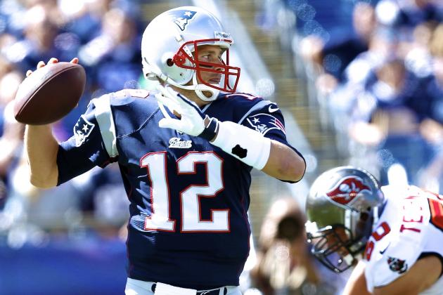 Patriots Defeat Buccaneers 23-3