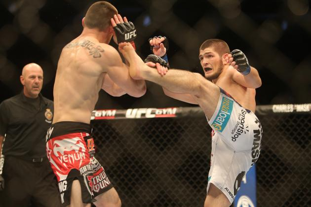 UFC 165: Khabib Nurmagomedov Proved Mettle but Not Ready for Title Shot Just Yet