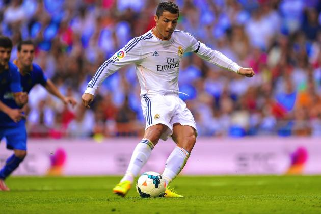 Real Madrid vs. Getafe: La Liga Live Score, Highlights and Recap