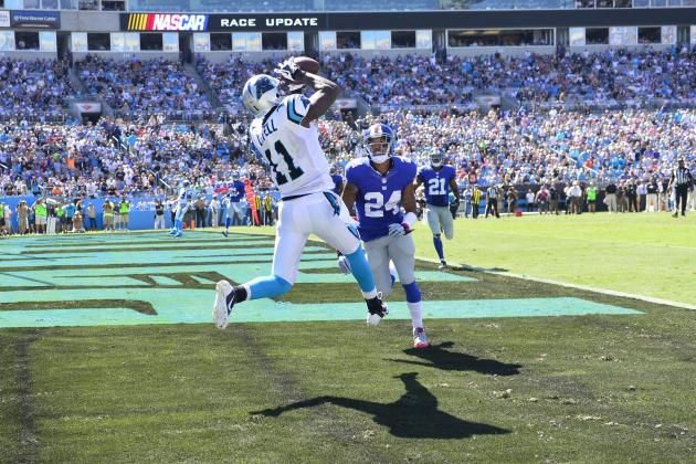 Brandon LaFell's Updated 2013 Fantasy Outlook After Week 3
