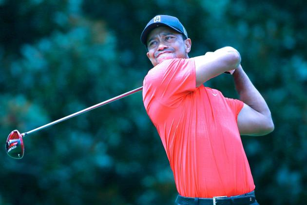 Tiger Woods at Tour Championship 2013 Tracker: Day 4 Highlights and Updates