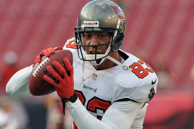 Vincent Jackson Injury: Updates on Buccaneers WR's Ribs