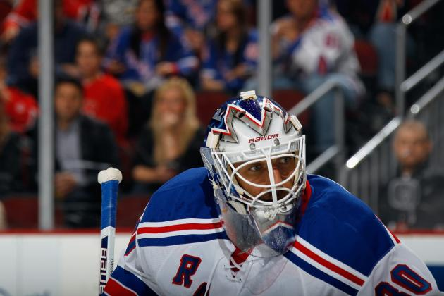 Will Henrik Lundqvist Remain an Elite Goalie Under Alain Vigneault?