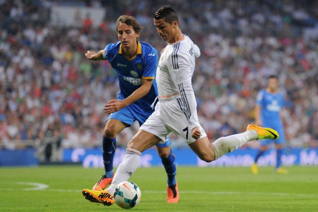 Real Madrid 4-1 Getafe: Score and Grades from the Madrid Derby