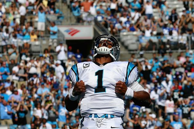 Cam Newton's Fantasy Trade Value, Updated Outlook After Week 3