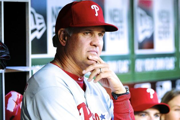 Ryne Sandberg Named Philadelphia Phillies Manager on 3-Year Deal