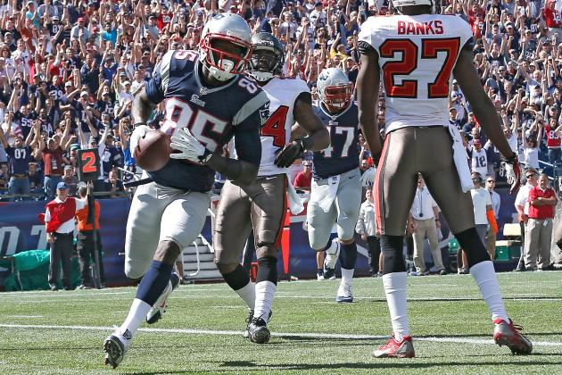 Kenbrell Thompkins' Updated 2013 Fantasy Outlook After Week 3
