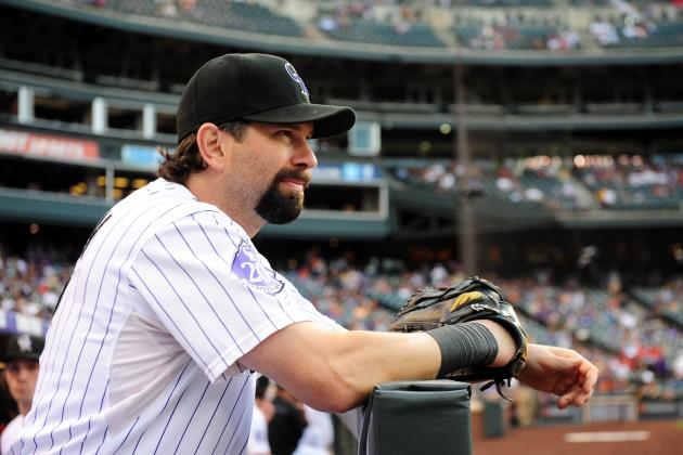 What Todd Helton's Legacy Means to the Colorado Rockies