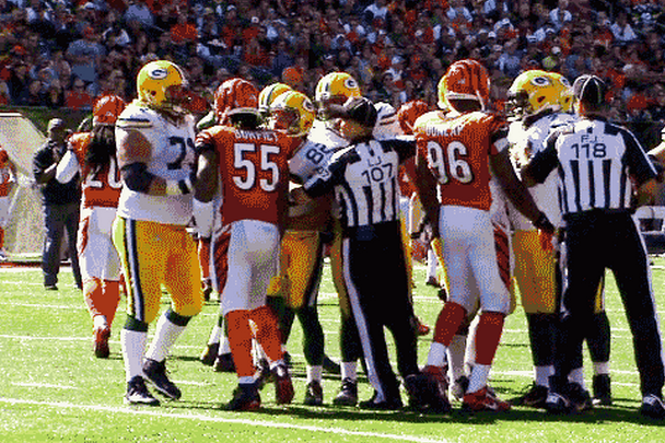 Keep Your Hands out of Other People's Uh-Oh Places, Vontaze.
