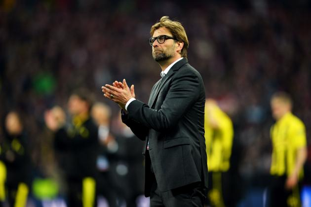Inside the Tactical Mind of Borussia Dortmund's Juergen Klopp