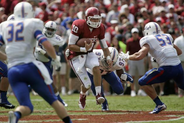 NCAA Football Rankings 2013: Teams That Will Climb into Top 10 by Season's End