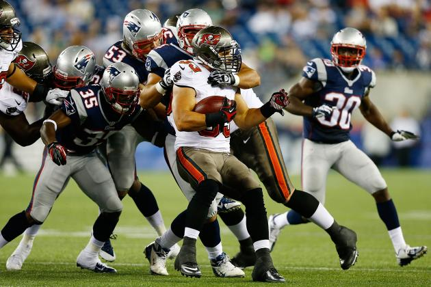 Buccaneers vs. Patriots: Live Grades and Analysis for New England