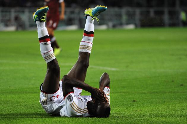 Balotelli Misses First Penalty of Career