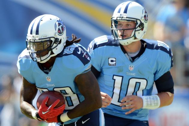 Chris Johnson and Jake Locker's Updated 2013 Fantasy Outlook After Week 3