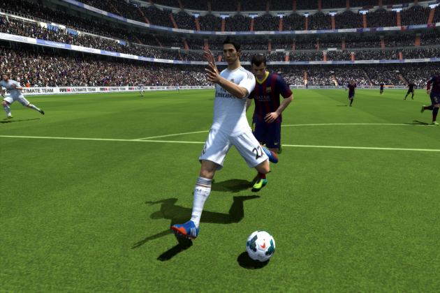 FIFA 14: Liga BBVA Presentation Is a Highlight of Gaming Experience