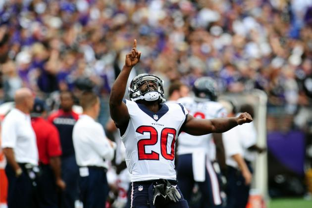 Grading Ed Reed's Debut with the Houston Texans