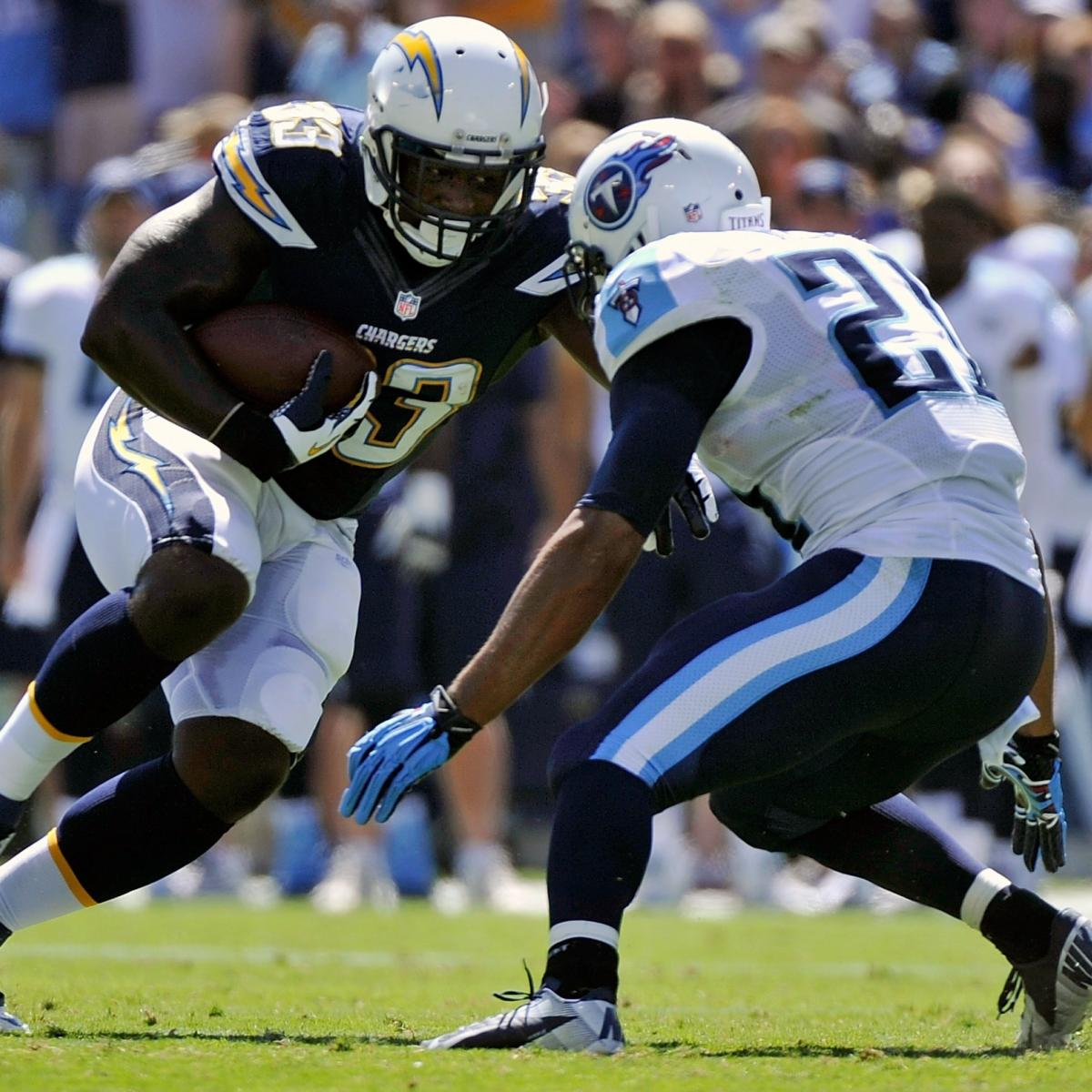San Diego Chargers Game Results: Chargers Vs. Titans: Takeaways From San Diego's 20-17 Loss