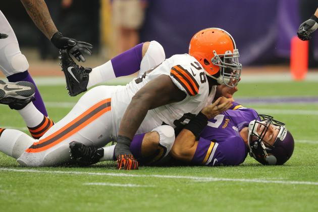 Cleveland Browns vs. Minnesota Vikings: Live Grades and Analysis for Minnesota