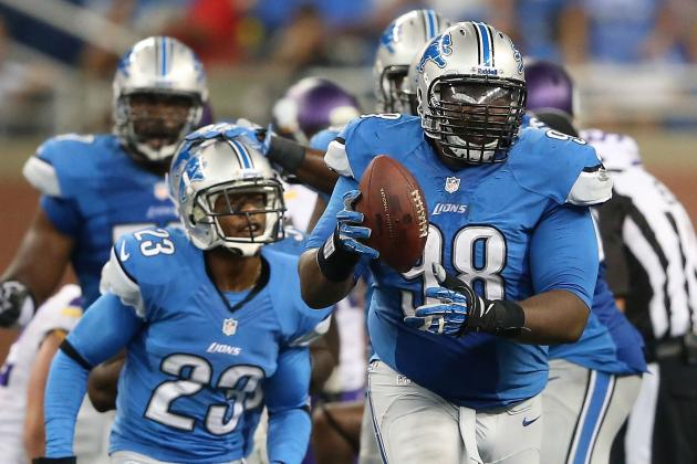 Detroit Lions Get First-Ever Road Win over Washington Redskins