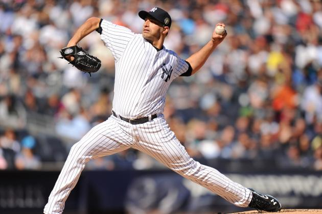 No Win for Yankees in Andy Pettitte's Final Home Start