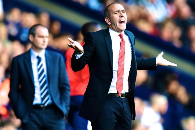 Paolo Di Canio Fired by Sunderland After 3-0 Loss to West Brom
