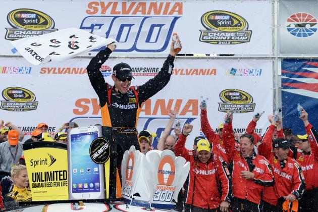 Sylvania 300 2013 at New Hampshire: Live Results, Updates and Analysis