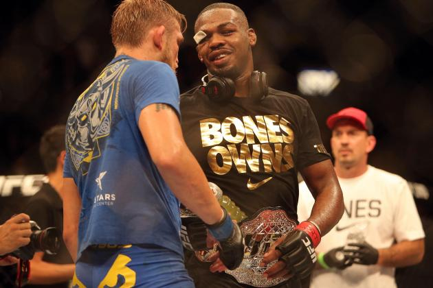 Jon Jones vs. Alexander Gustafsson and All That It Gave Us