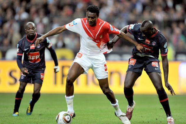 PSG Ties 1-1 with Monaco in Battle of Big Spenders