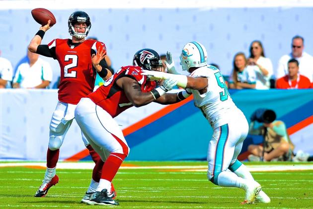 Atlanta Falcons vs. Miami Dolphins: Live Score, Highlights and Analysis