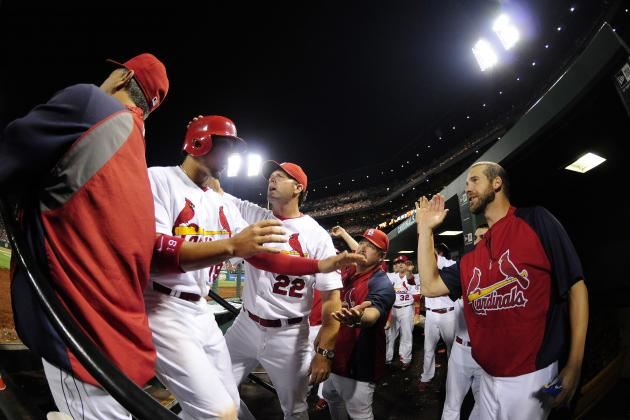 Cards Clinch 3rd Straight Post-Season Berth