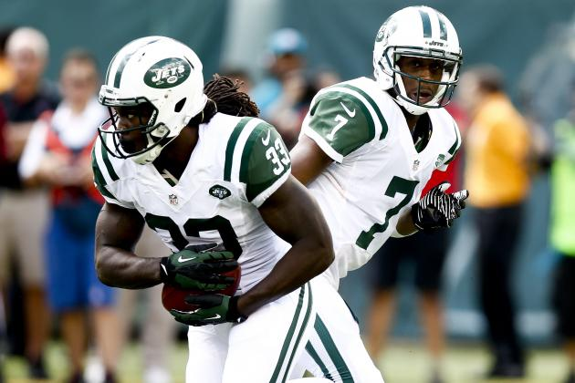 Chris Ivory Injury: Updates on Jets RB's Status, Likely Return Date
