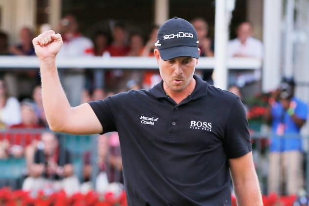 FedEx Cup Winner 2013: Henrik Stenson Wraps Up Epic PGA Season with Championship