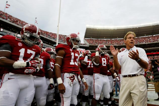Alabama vs. Ole Miss: Will Nick Saban Finally Figure out How to Stop the Spread?