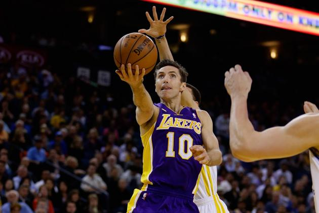 What Steve Nash Must Do to Bounce Back in Mike D'Antoni's Offense