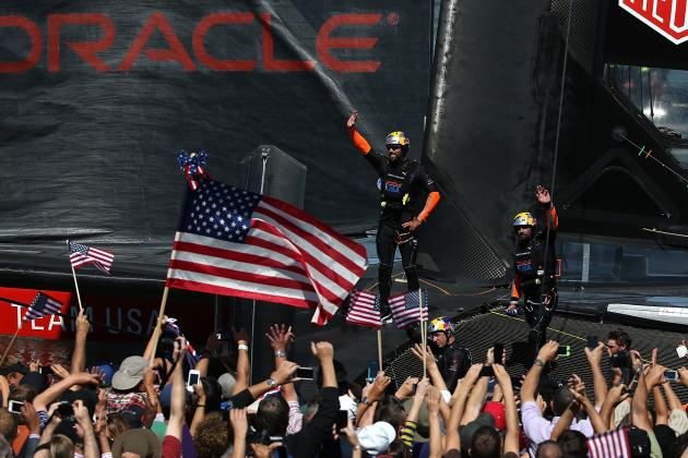America's Cup Results: Updated Final Standings After Week 3