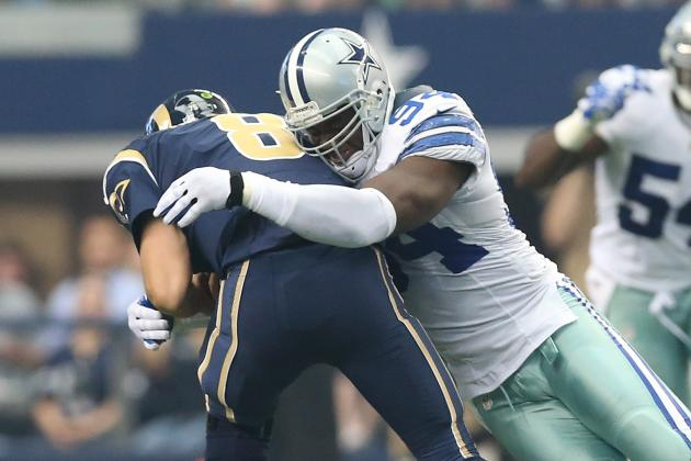 DeMarcus Ware Becomes Cowboys' All-Time Sack Leader