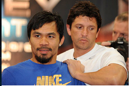 Alex Ariza: I Didn't Leave Manny Pacquiao, He Left Me