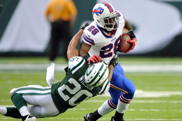 C.J. Spiller's Fantasy Trade Value, Updated Outlook After Week 3