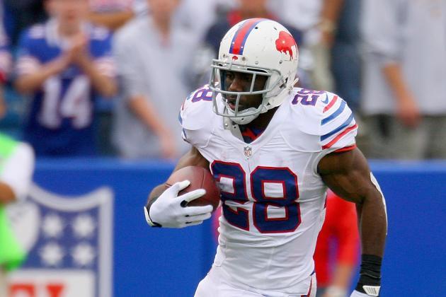 C.J. Spiller Injury: Updates on Bills RB's Knee