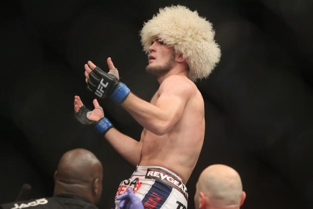 UFC 165 Results: Khabib Nurmagomedov Deserves Title Fight