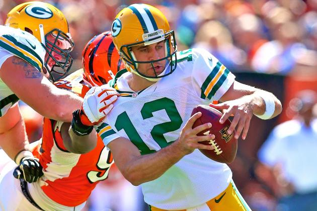 Will Bye Week Cure All That Ails Green Bay Packers?