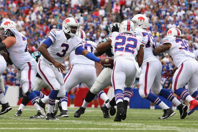 Fred Jackson's Full Fantasy Scouting Report Following C.J. Spiller's Injury